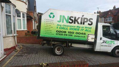 cheap waste removal service croydon