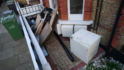 house waste removal croydon