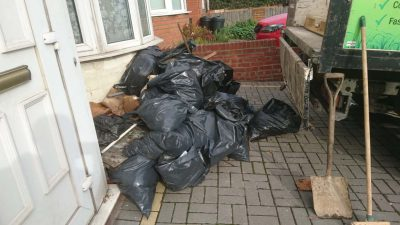 waste removal service croydon