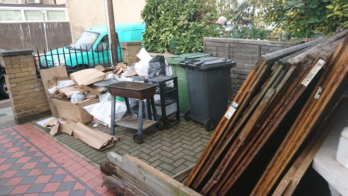 Rubbish Clearance South London