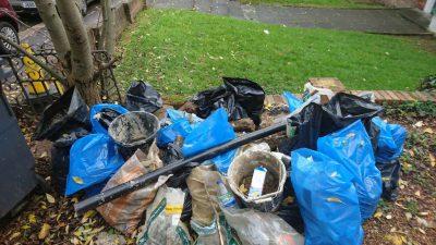 garden waste removal croydon