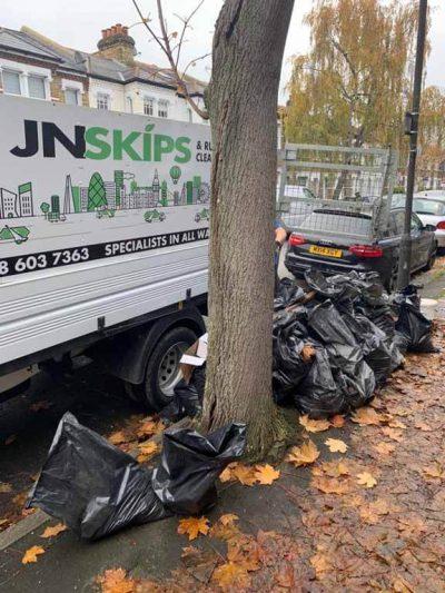kingston rubbish collection