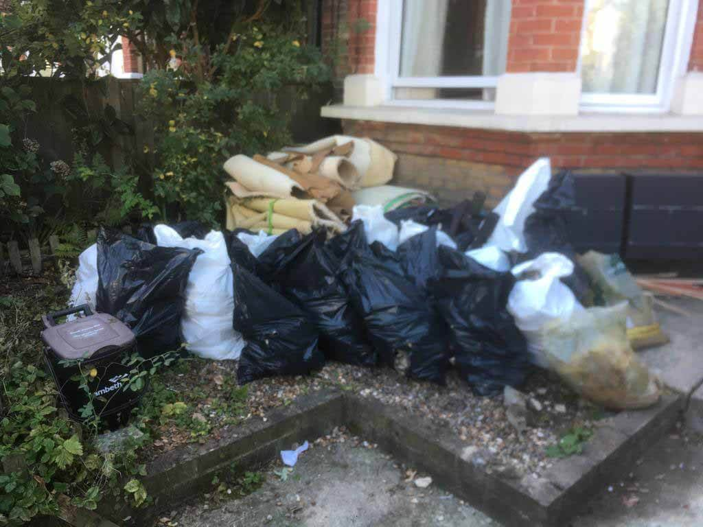 rubbish clearance bromley