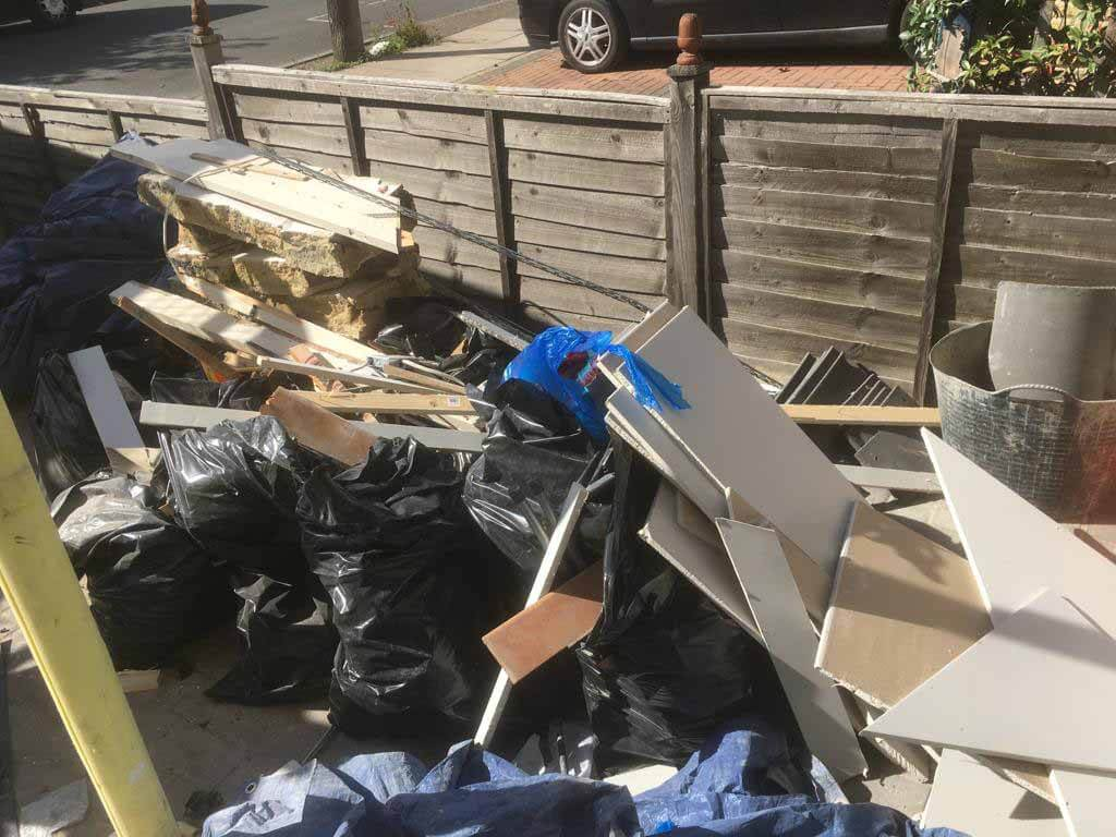 rubbish clearance south croydon