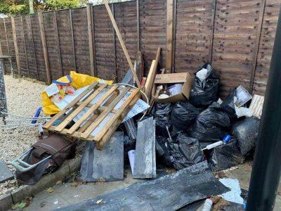 waste collection croydon